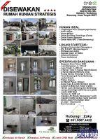 Disewakan Rumah Bangunan Baru, Luas, Nyaman, Bebas Banjir, Dekat UNDIP SEMARANG ->