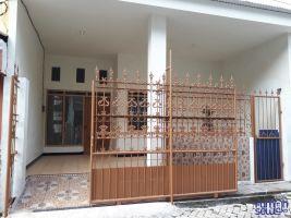 Disewakan Rumah Deltasari Indah - Baru Saja Renovasi -> Tampak Depan
