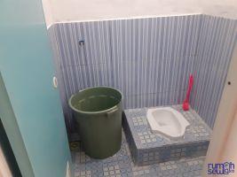Rumah dengan View Gunung (1.5 KM dari kampus IPB Dramaga) -> kamar mandi