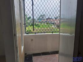 Rumah dengan View Gunung (1.5 KM dari kampus IPB Dramaga) -> ruang santai outdoor view gunung