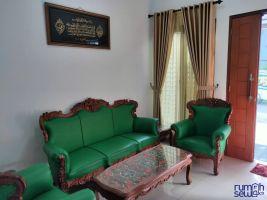Rumah disewakan semi furnish di daerah kahfi II Srengseng Sawah Jaksel -> Ruang Tamu