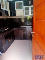 Rumah disewakan semi furnish di daerah kahfi II Srengseng Sawah Jaksel -> Dapur
