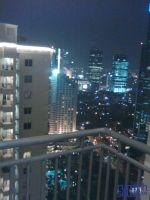 Apartemen Sudirman Park 1 Kamar, Furnished, City View, Disewakan, Jakarta Pusat ->