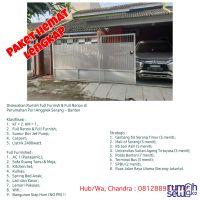 Rumah Siap Huni Puri Anggrek Serang - Banten ->
