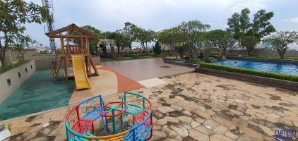 Apartemen Green Lake 2BR Full Furnish Sunter Jakarta Utara ->