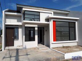 Rumah baru Indramayu- 3 kamar - 16jt/tahun - nego -> Tampak Depan