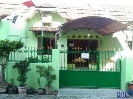 Dikontrakkan/Disewakan Rumah daerah Kenjeran Surabaya -> Tampak Depan