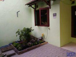 Dikontrakkan/Disewakan Rumah daerah Kenjeran Surabaya -> Taman dan Carport