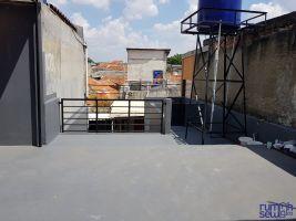 RUMAH 4KAMAR TIDUR 4KAMAR MANDI -> Balkon Rumah