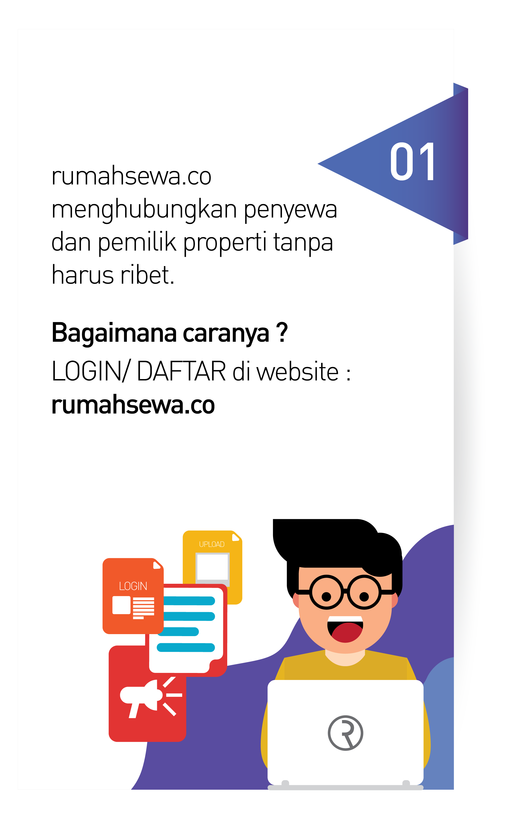 How To Use Rumahsewa.Co Step 1