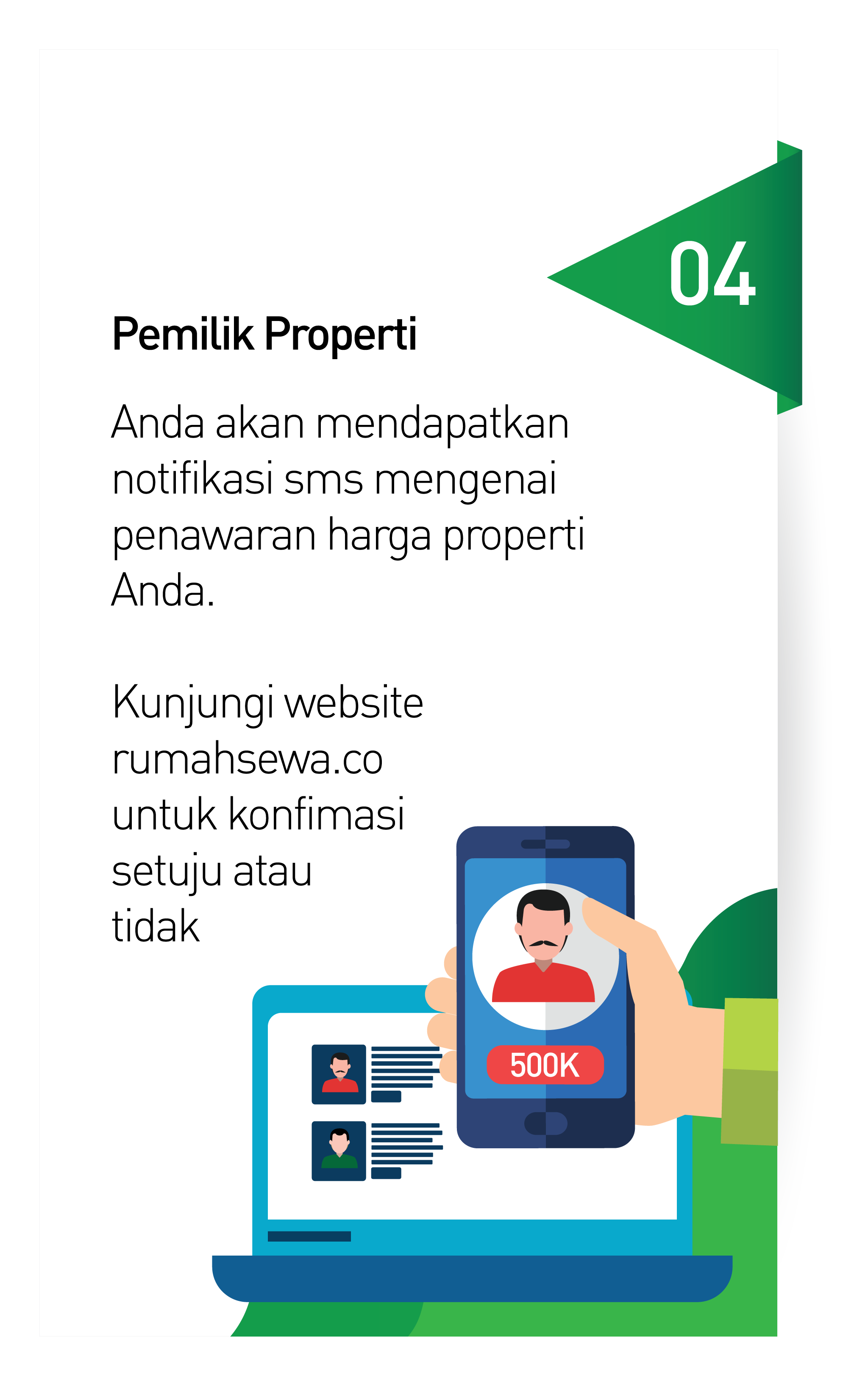How To Use Rumahsewa.Co Step 4