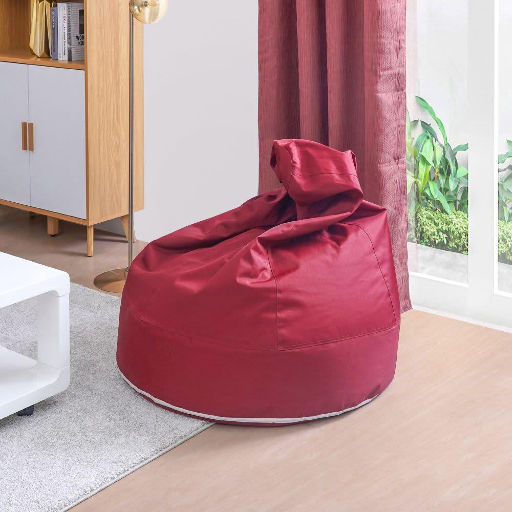 Jual Bean Bag 90 X 105 Cm Maroon Terbaik Informa Harga bean bag informa