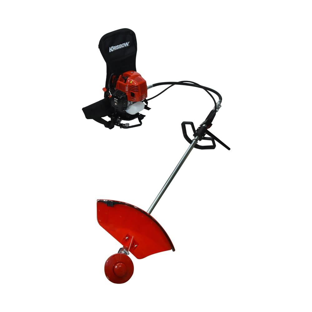 Jual Krisbow Mesin Potong Rumput 31 Cc Merah Terbaru Ruparupa