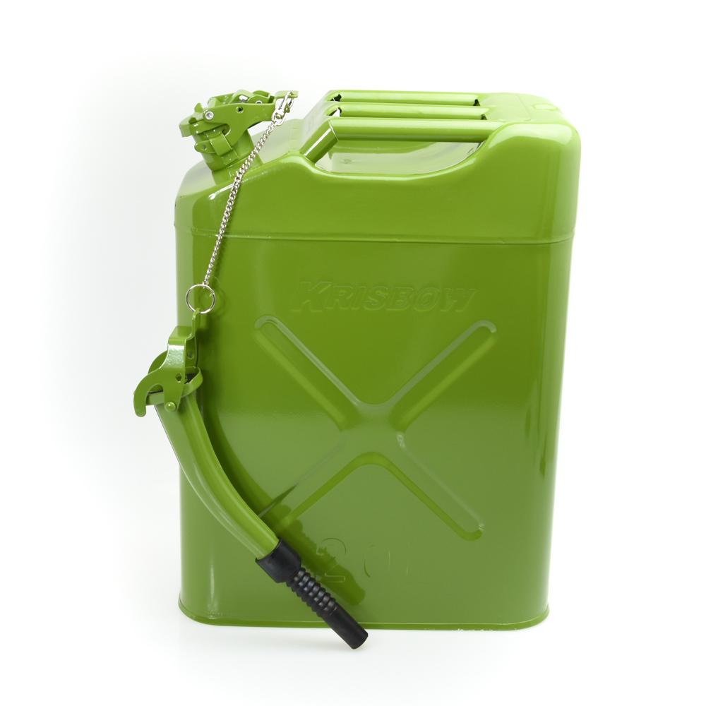Jual Jerigen Metal 20 Ltr Hijau Ruparupa Trolley Alat Berat Elektrik Krisbow 1t Kw0501625