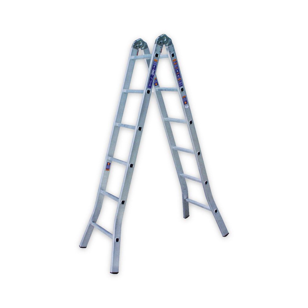 Krisbow Tangga Aluminium 1 Step Stool Oranye5 Daftar Harga Terkini Lipat 13m 6 Kw0102783 Orange Source Jual Two Joint