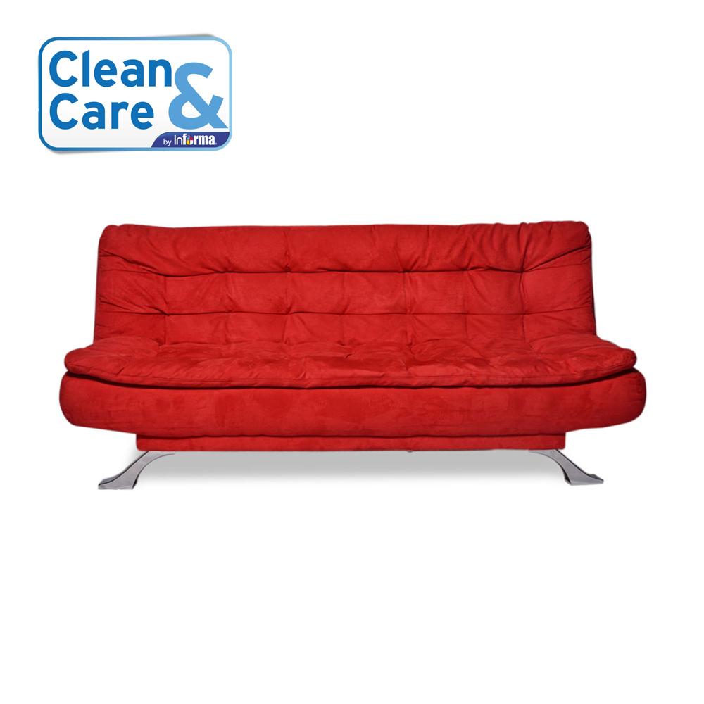 sofa lipat. clean u0026 care paket jasa pembersihan sofa bed sofa lipat p