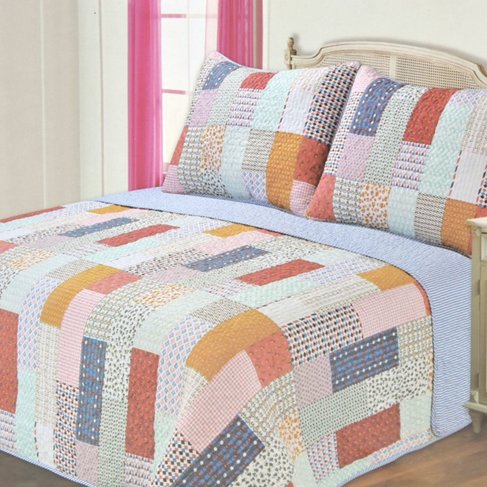 Jual Bed Cover 240 X 210 Cm Nt 697 Ruparupa