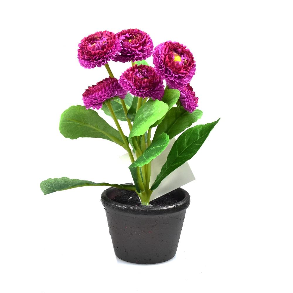 Jual Hiasan Bunga Artifisial Mini Ruparupa Source · Hiasan Meja Bunga  Sakura Mini Warna Ungu Violet dfe2b486b5