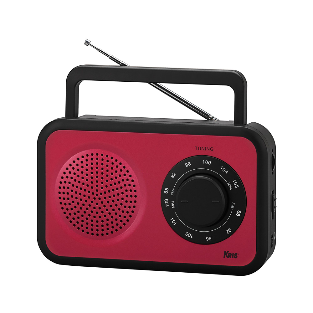 Jual Kris Radio Portabel Tr 860 U Dc Merah Ruparupa Trolley Alat Berat Elektrik Krisbow 1t Kw0501625