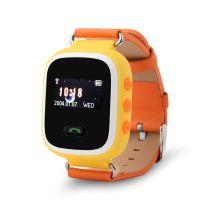 CLEVERWATCH JAM TANGAN GPS TRACKER GW900S - KUNING
