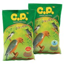 CP PETFOOD MAKANAN BURUNG 400GR 2PCS