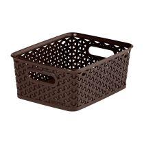 CURVER MY STYLE BOX S - COKELAT