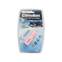 CAMELION CHARGER MOBIL - PINK