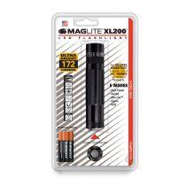 MAGLITE SENTER LED HANGPACK XL200 - HITAM
