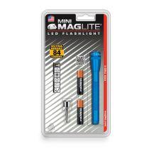 MAGLITE SENTER LED MINI MAG HANGPACK AAA SP32116 - BIRU