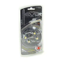 EVO LAMPU STROBE MOBIL LED TAHAN AIR - PUTIH