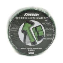 KRISBOW SET SELANG AIR DAN PIPA SEMPROT ½ INCI X 20M