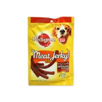 PEDIGREE MEAT JERKY STIX CEMILAN ANJING - SMOKY BEEF