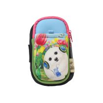 HENRY CATS & FRIENDS ARM POUCH TULIP