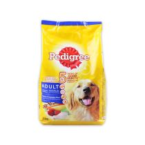 PEDIGREE DRY FOOD CHICKEN & VEGETABLE 1.5 KG