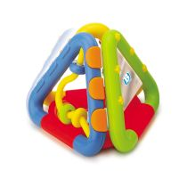BKIDS RATTLE AND TEETHER FOLD PLAY