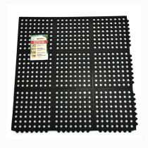 KRISBOW KESET ANTI SLIP WORK SAFE - HITAM