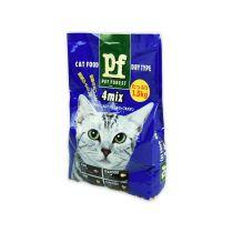 PET FOREST CAT FOOD 4 MIX 1.5 KG