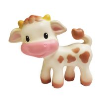 INFANTINO SQUEEZE AND TEETHE COW 005006