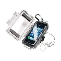 PELICAN TAS PROTEKTOR APPLE IPHONE 4 - HITAM