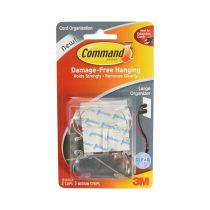 3M COMMAND PENGAIT KABEL SERBAGUNA MEDIUM 2 PCS
