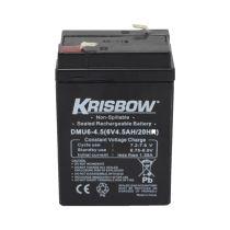 KRISBOW AKI KERING UPS 6V 4.5 AH
