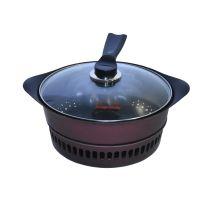 COOKING COLOR WAJAN PANGGANG BBQ 26 CM