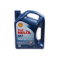 SHELL HELIX OLI MESIN HX7 SAE 10W-40 4 LTR
