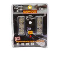 RAZON LAMPU DRL 3 LED MOBIL