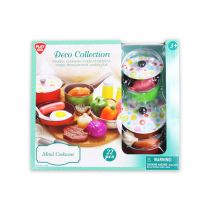 PLAYGO DECO COLLECTION COOKWARE 22 PCS