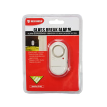 RED SHIELD ALARM JENDELA - ABU-ABU