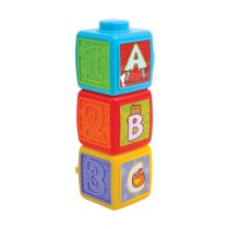 PLAYGO ABC BLOCKS