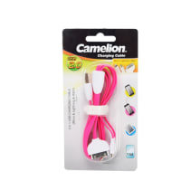 CAMELION KABEL CHARGER USB 3 IN 1 - PINK