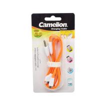 CAMELION KABEL CHARGER USB 3 IN 1 - ORANYE