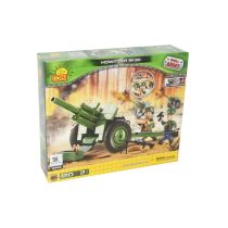 COBI SMALL ARMY WW II HOWITZER M-30 2342